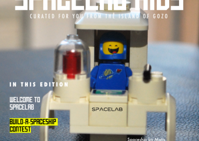 First Issue of Spacelab Kids is Out!