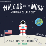 Walking on the Moon Apollo 11