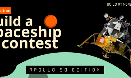 Build-a-Spaceship Contest 2nd Edition