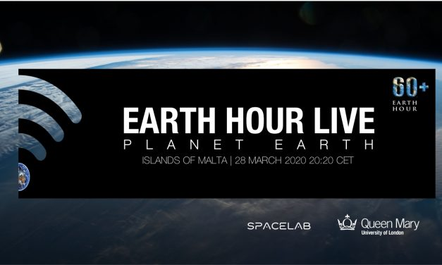 Earth Hour Gozo is now Live
