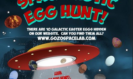 Spacelab's Spacetastic Egg Hunt!