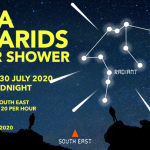 Meteor Shower: Delta Aquarids